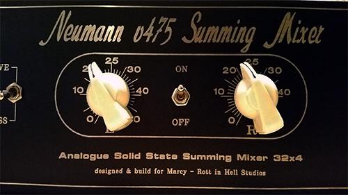 Neumann v475 Summing Mixer